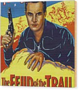 The Feud Of The Trail, Us Poster, Tom Wood Print