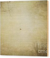 The Flight Wood Print