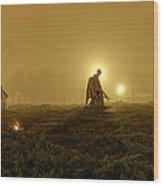 The Fog Of War #1 Wood Print