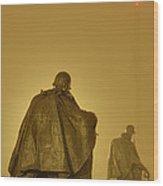 The Fog Of War #2 Wood Print