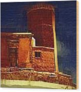 The Fort Wood Print