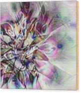 The Garden Gem Wood Print