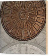The Gettysburg Pennsylvania State Memorial  4 Wood Print