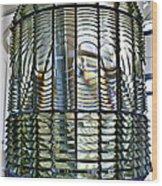 The Glass Beehive  Wood Print