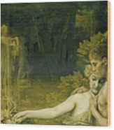 The Golden Age, 1897-98 Wood Print
