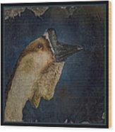 The Goose Wood Print