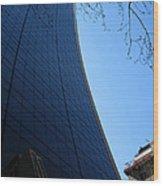 The Grace Building Wood Print