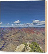 The Grand Canyon--another Look Wood Print