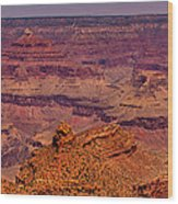 The Grand Canyon V Wood Print