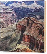 The Grand Canyon V Wood Print