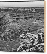 The Grand Canyon Xiii Wood Print