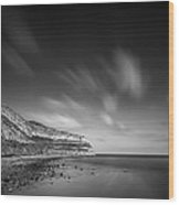 The Great Orme Wood Print by Dave Bowman