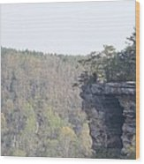 The Great Stone Door Grundy County Tennessee Wood Print