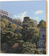 The Great Wall 673 Wood Print
