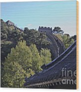 The Great Wall 682 Wood Print