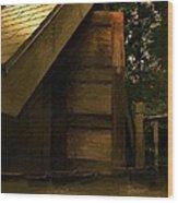 The Hideaway Wood Print