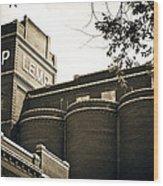 The Historic Lemp Brewery Wood Print