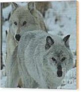 The Hunters Wood Print