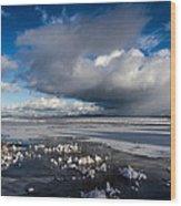 The Iceman Cometh Wood Print