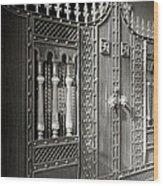 The Jain Gates  Wood Print