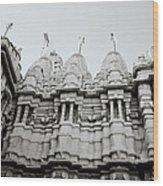 The Jain Towers Wood Print