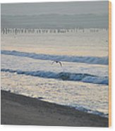 The Jersey Surf Wood Print