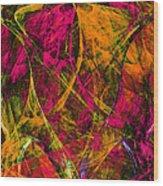 The Jester 20130510 Wood Print