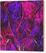 The Jester 20130510v2 Wood Print
