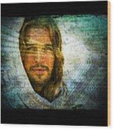 The Jesus I Know Wood Print