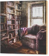The Joshua Wild Room Wood Print