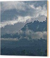 The Keep Of Longmary Isle... Wood Print