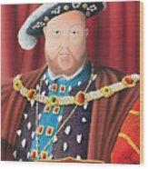 The Kings Head Wood Print