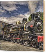 The Kingston Flyer Wood Print by Phil 'motography' Clark