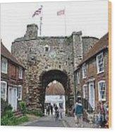 The Landgate Rye Wood Print
