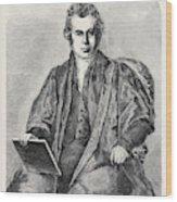 The Late Venerable Archdeacon John Williams Wood Print