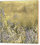 The Light Field Wood Print