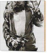 The Lion  Robert Plant Wood Print