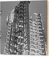 The Lloyd's Building - London Wood Print
