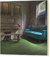 The Lounge Wood Print