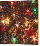 The Magic Of Christmas Wood Print