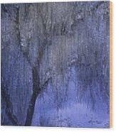 The Magic Tree Wood Print