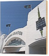 The Mansell Collection - Art Deco Building Wood Print