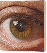 The Minds Eye Wood Print