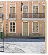 The Mistress' House - Solar Da Marquesa De Santos Wood Print