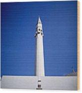 The Modern Minaret Wood Print