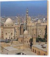 The Mosque Of Al-azhar Wood Print