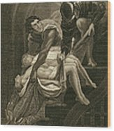 The Murder Of The Two Princes Wood Print