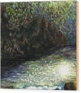 The Night Of Nereides By Yujin Chung 9th Grade Wood Print