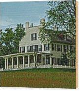 The Oaks Wood Print