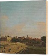 The Old Horse Guards From St James S Park Wood Print